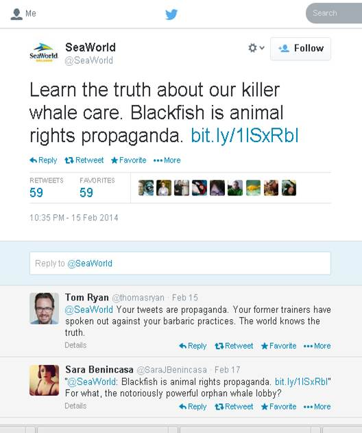 The SeaWorld Charm Offensive begins